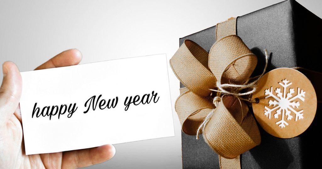 Joyeuse nouvelle année