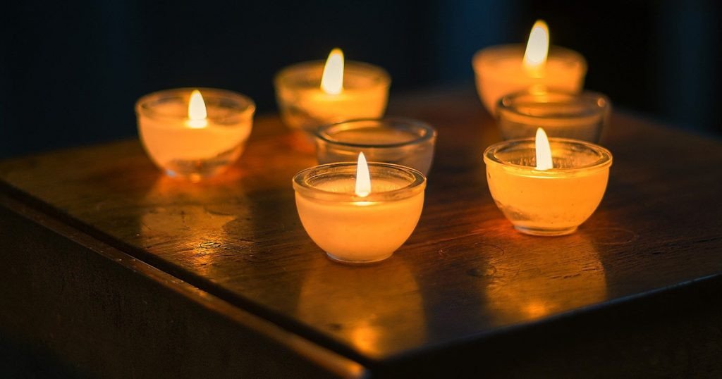 cire de bougies