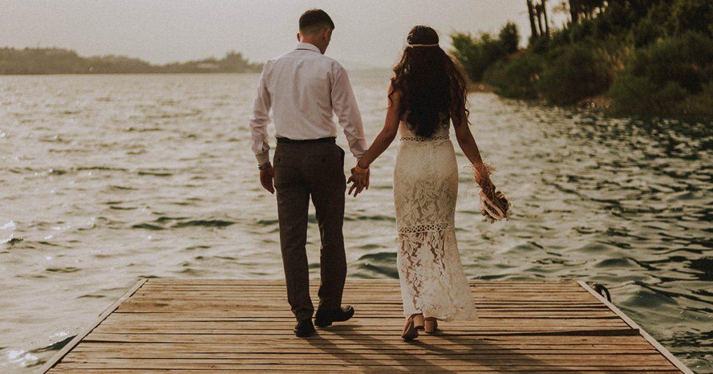 les 5 ans de mariage